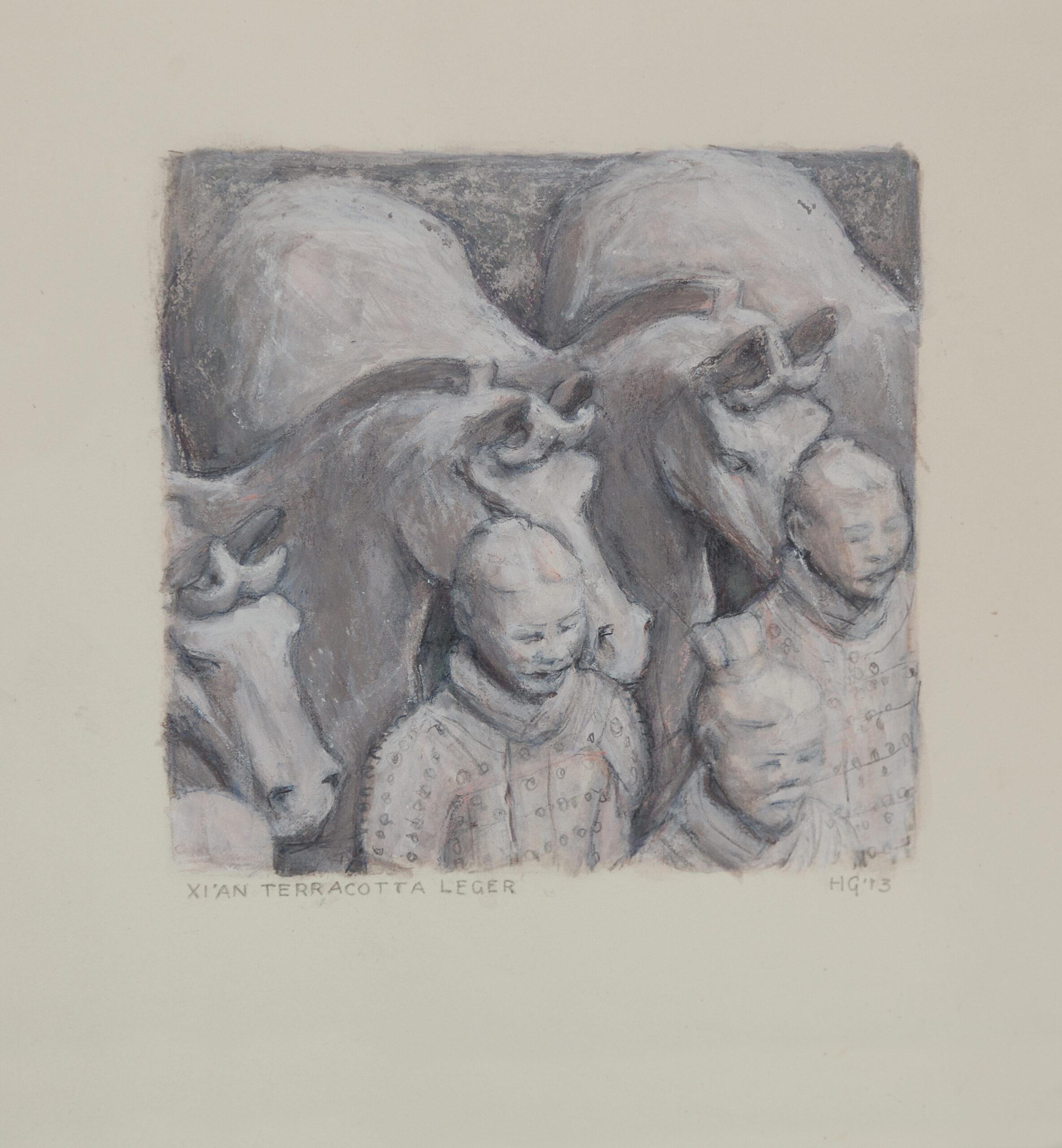 32.Hetty-Geursen_China_Xi-An-Terracotta-leger
