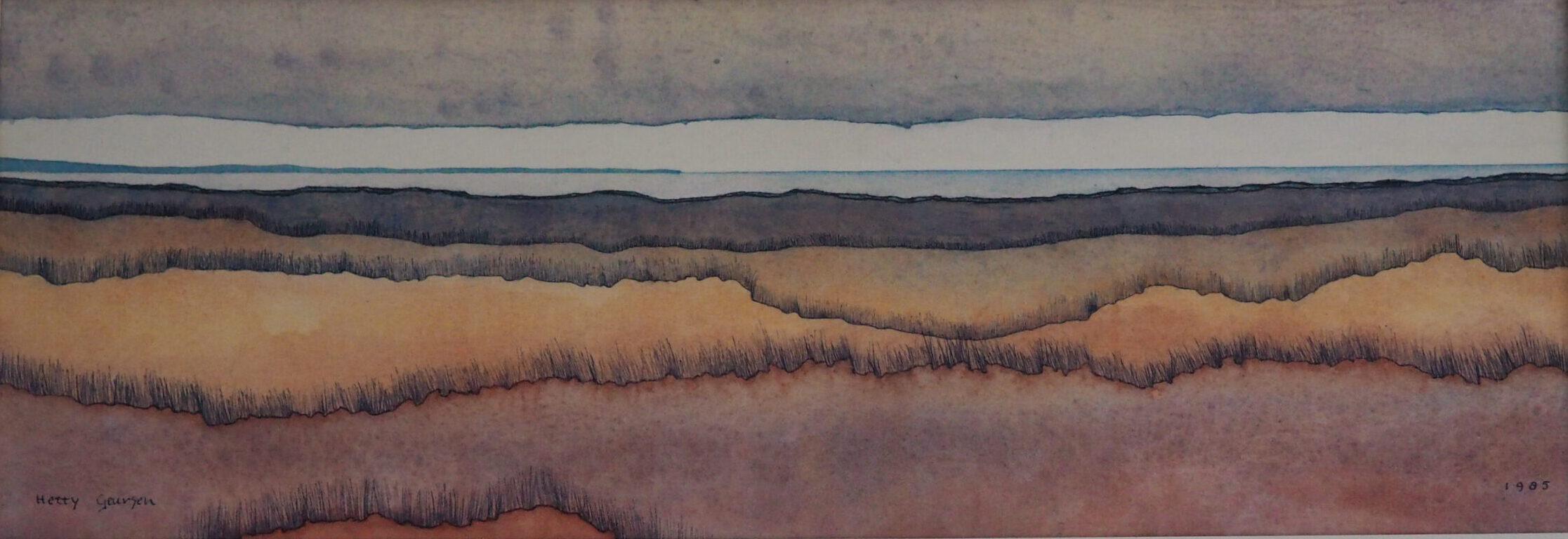 61.Hetty-Geursen_Duinen-en-zee_Monster-duinen